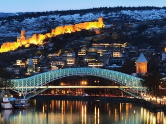 region--tbilisi-night